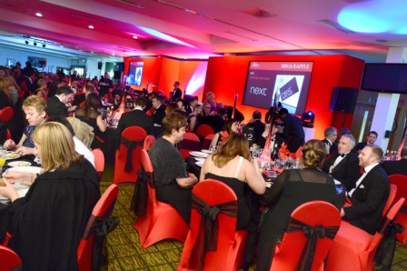 656410-11 : @Lionel Heap : News : A Question of Brains 2015 Charity Dinner in AId of Steps Conductive Education Centre in Shepshed.