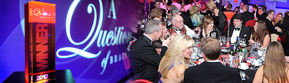 A Question of Brains Charity event 2012